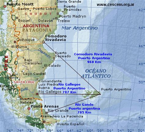 Islas Malvinas known in some countries as Falklands This