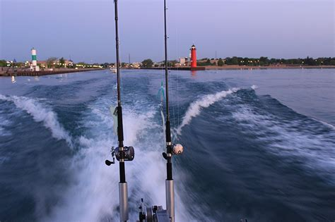 Charter Boat Fishing Wisconsin by Kenosha Charter Boat Association Travel Wisconsin