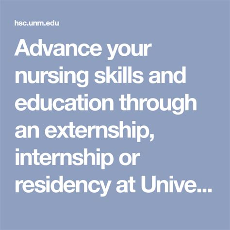 advance  nursing skills  education