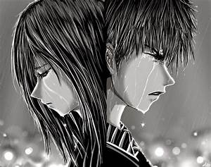 Anime Girl Crying Alone Sad Pictures to Pin on Pinterest ...