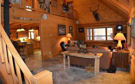 luxury cabin rentals pagosa luxury log cabin 3 bedroom vacation cabin rental