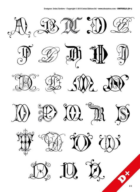 initials tattoo   vk calligraphy