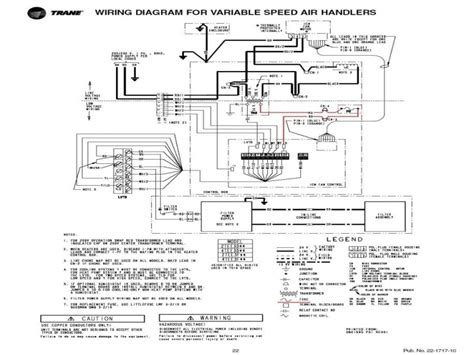 trane air conditioner wiring diagram wiring