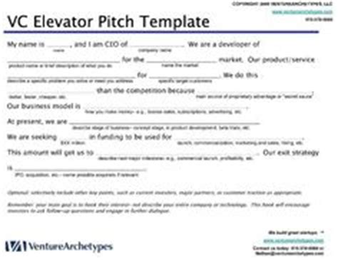 sales pitch template samples  examples