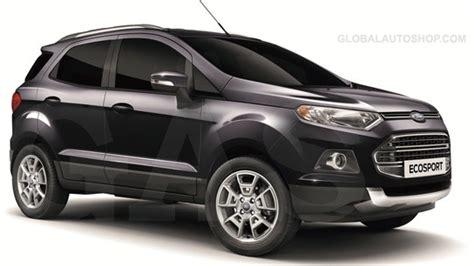 ford ecosport chrome window sill molding trim accessories