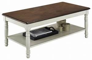 homelegance ohana 3 piece coffee table set in white and With 3 piece white coffee table set