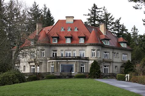 Portland's Historic Landmark Pittock Mansion Celebrates ...
