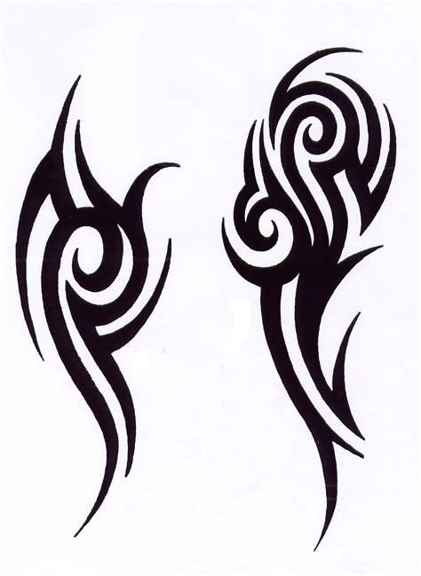 Tribal Tattoo Design Img7 «tribal «flash Tatto Sets