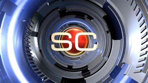 espn sportscenter  broadcast   downtown cleveland
