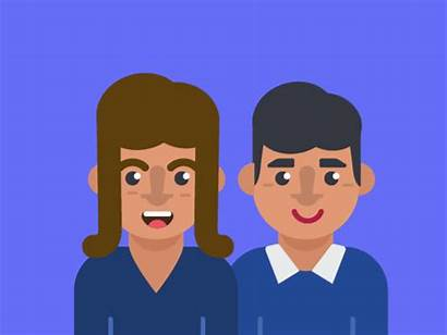 Talking Animation Icon Dribbble Copy Tweet