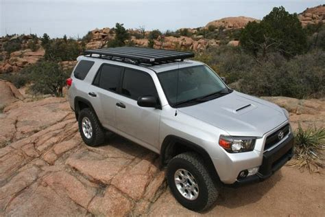 toyota runner  gen  roof rack kit equipt expedition outfitters