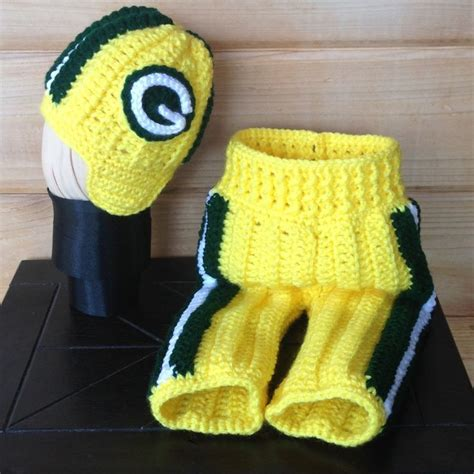 Green Bay Packer Color Yarn