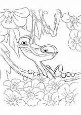 Frog Coloring Pages Gabi Frogs Animals Printable Preschoolers Parentune Worksheets sketch template
