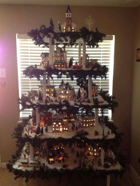 display idea department 56 christmas pinterest
