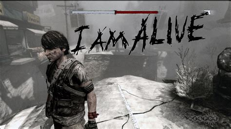 xbox i am alive i am alive gameplay demo xbox 360