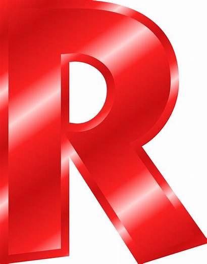 Letter Alphabet Letters Clipart Transparent Abc Effect