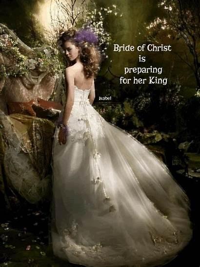 Bride Christ Preparing King Jesus Woman Warrior