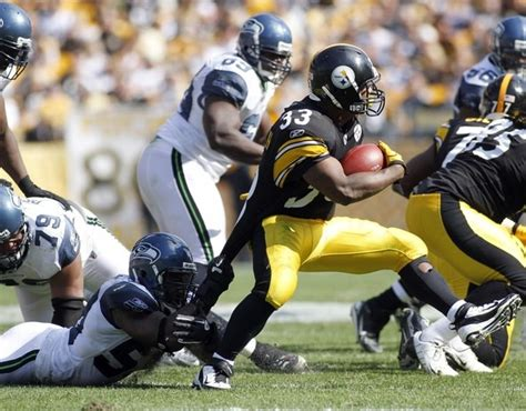 pittsburgh steelers  seattle seahawks odds  game