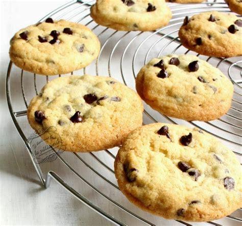 recette pate a cookie les meilleurs cookies aux p 233 pites de chocolat il 233 tait une fois la p 226 tisserie