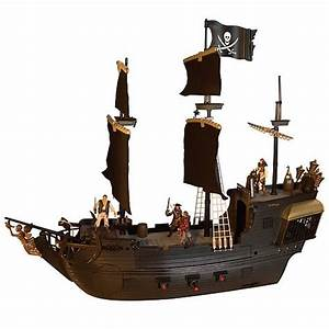 Pirates of the Caribbean 3 Electronic Black Pearl Playset ...