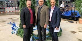Wildau: Erkrankter Bürgermeister Uwe Malich (Linke) zieht ...