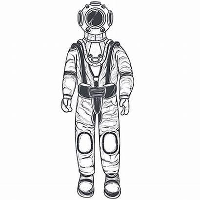 Astronaut Suit Helmet Space Cosmonaut