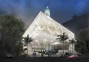 Al Ansar Mosque By FARM Architect
