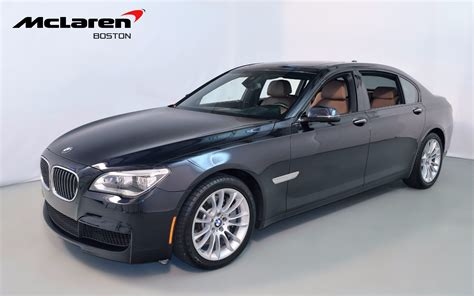 Used Bmws For Sale In Ma by 2014 Bmw 7 Series 750li Xdrive For Sale In Norwell Ma