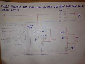 Phase Failure And Under  U0026 Over Voltage Master Control