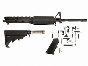 Ar-stoner Carbine Kit Complete Upper Assembly Ar-15