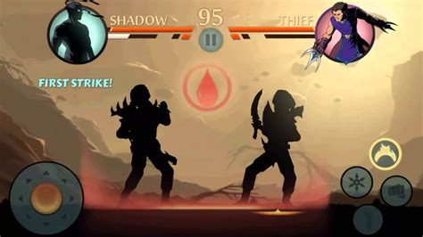 shadow fight 2 of fighter