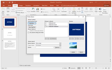 Download Microsoft PowerPoint 2016 16.0.6741.2048