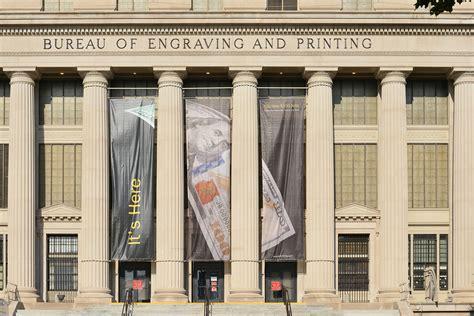 bureau engraving printing washington working united states federal bep agency dc fort worth