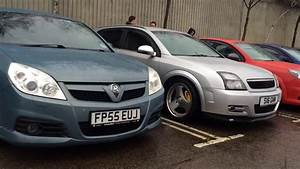 Vauxhall Vectra C Owners Club Lakeside Lineup 1