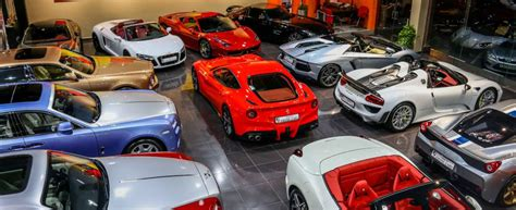 Gtspirit's Top 10 Exotic Car Dealerships Gtspirit