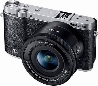 Samsung Nx3000 Sony A5000 Alpha Camera Digital