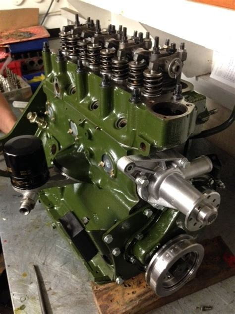 mgb race engine cck historic