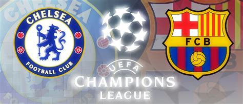 UEFA Champions League: Chelsea FC vs Barcelona LIVE commentary