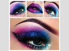 Galaxy Eye Makeup Pictures, Photos, and Images for