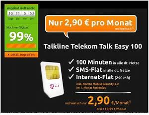 Talkline Rechnung : talkline talk easy 100 d1 im 1 jahr gratis ~ Themetempest.com Abrechnung