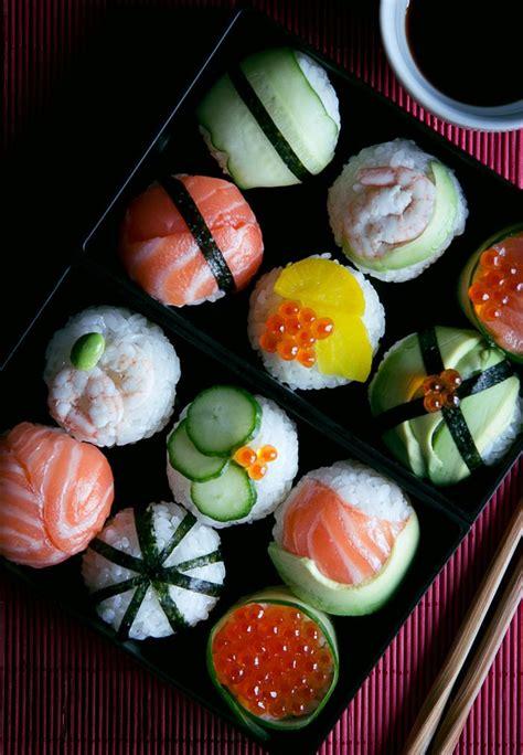 cuisine sushi temari sushi