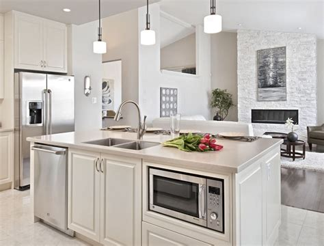 Two Level Kitchen Island Designs - don 39 t make these kitchen island design mistakes