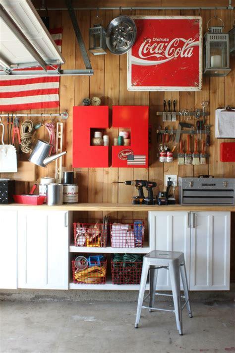 Aménagement Garage  Suggestions De Rangement Astucieux