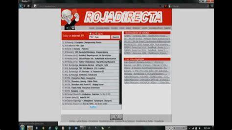 Tarjeta Roja En Vivo : ROJA DIRECTA: Tarjeta Roja - Futbol ...
