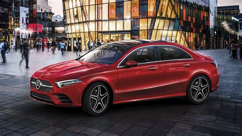 2019 Mercedesbenz Aclass L Sedan  Top Speed