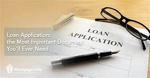 loan application the most important document youll ever With business loan without documents