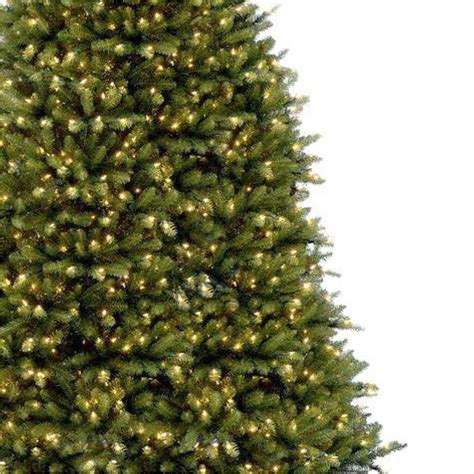 dunhill christmas tress home depot fir christimas trees 12 ft dunhill fir artificial tree with 1500 clear lights duh3 120lo s the home depot