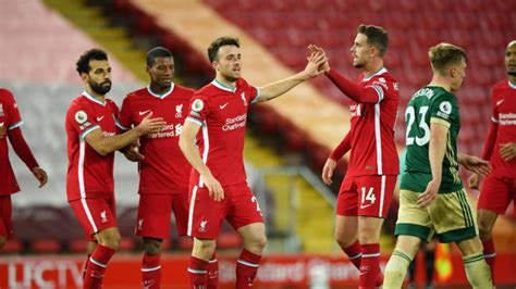 Liverpool 2-1 Sheffield United: Player Ratings as Reds ...
