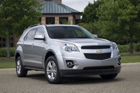 High-mileage Chevy Equinox, Gmc Terrain To Get Eco Eassist