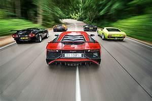Absolut Automobiles : absolute bull 50 years of v12 lamborghinis car february 2016 by car magazine ~ Gottalentnigeria.com Avis de Voitures